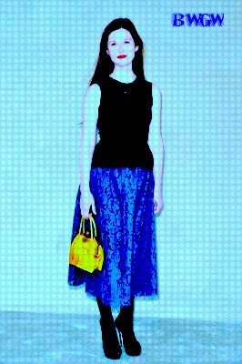 Fashion Week 2012 : Paris.