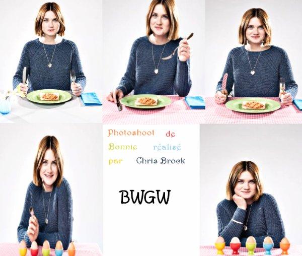 Studios HP + Live Below The Line + Vogue Festival + Photoshoot