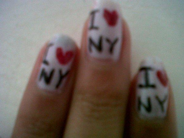 I Love NY ! <3