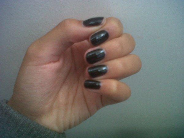 Noir, oeil.. <3