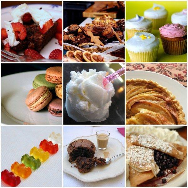 sondage dessert , miam miam