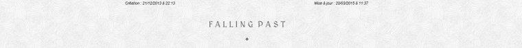 Falling-Past