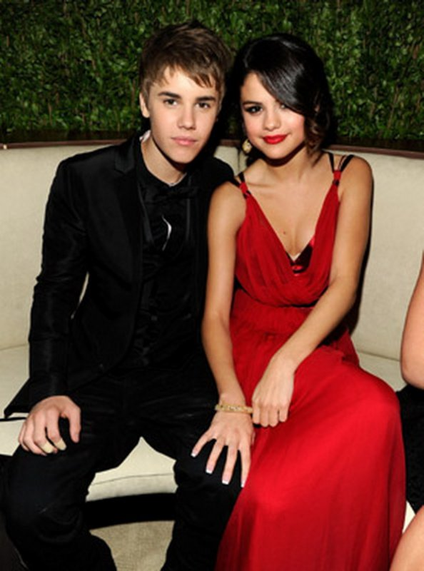 Mes Meilleures Stars (L) Justin Bieber And Selena Gomez <3 After The Oscars