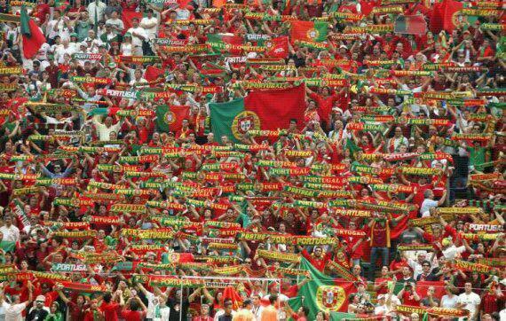 Allait portugal !!!