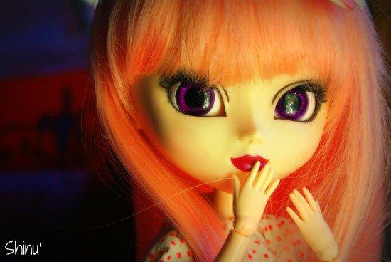Présentation de mes dolls n°1 : ~Laïka~