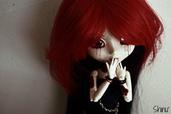 Présentation de mes dolls n°2 : † Lilybell †