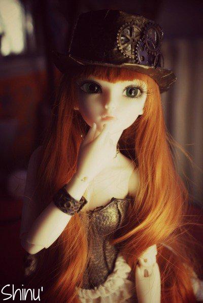 Presentation de mes dolls n°5 : Lysaewen