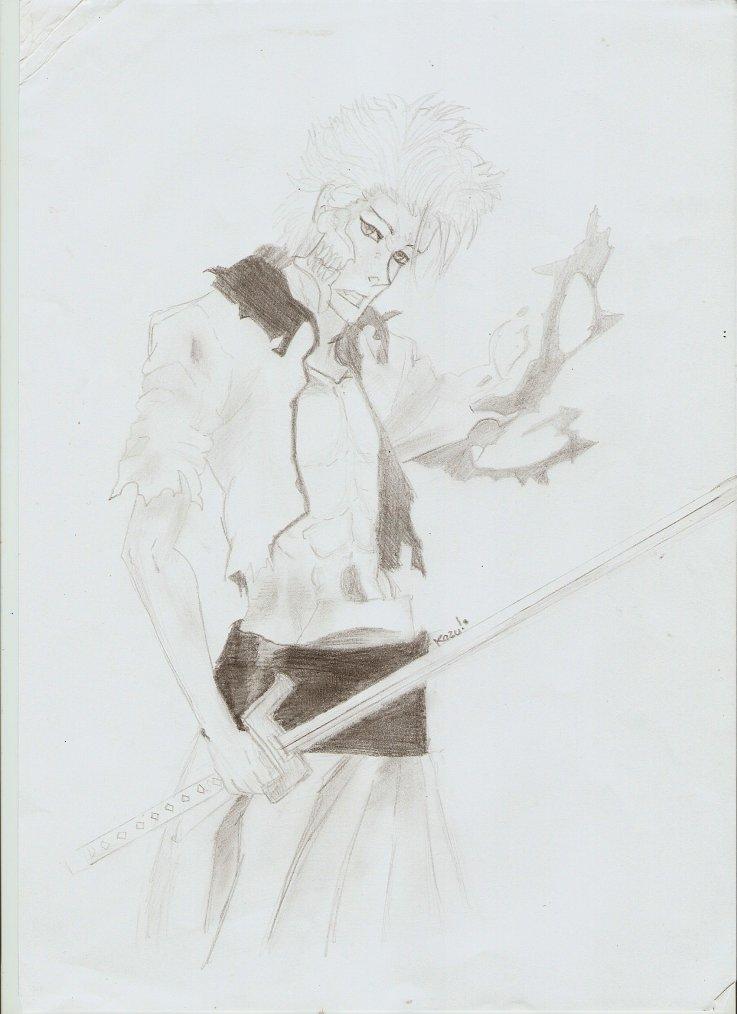 Bleach~Grimmjow n°6