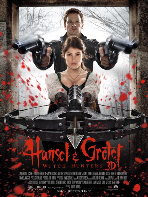 Un  nouveau film: Hansel et Gretel