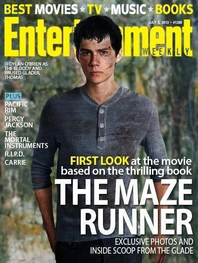 La toute première image de Maze Runner (L'Epreuve) a été dévoilée par EW!