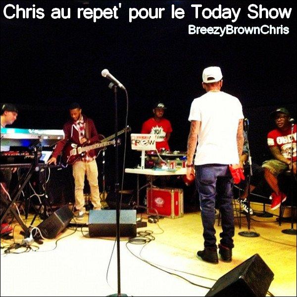 Chris à N-Y.