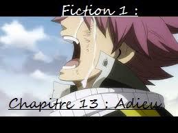 Fiction 1 - Chapitre 13 - Adieu