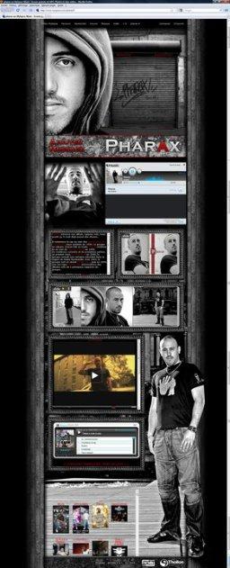 PHARAX - Myspace