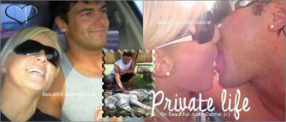 First Source about Baby Justin ♥ ;) Private Life