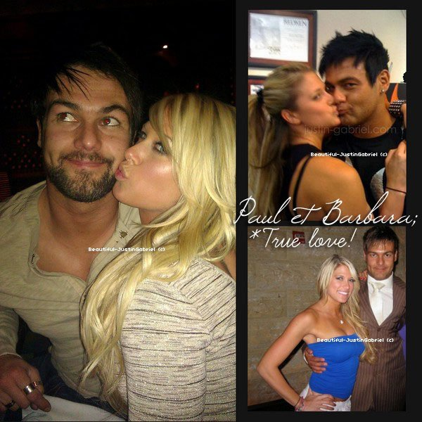 First Source about Baby Justin ♥ ;) Paul & Barbara ♥