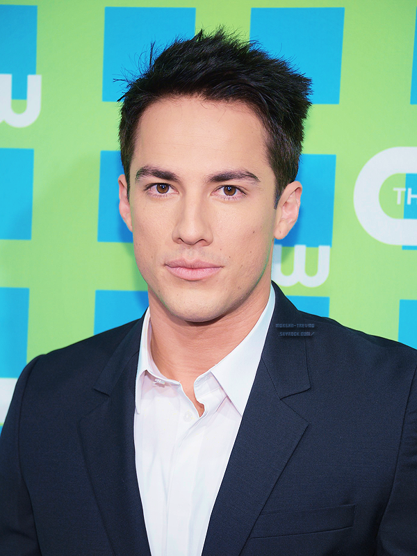 "17th May Michael était présent à l'évèneement ""The CW Network's 2012 Upfront"""