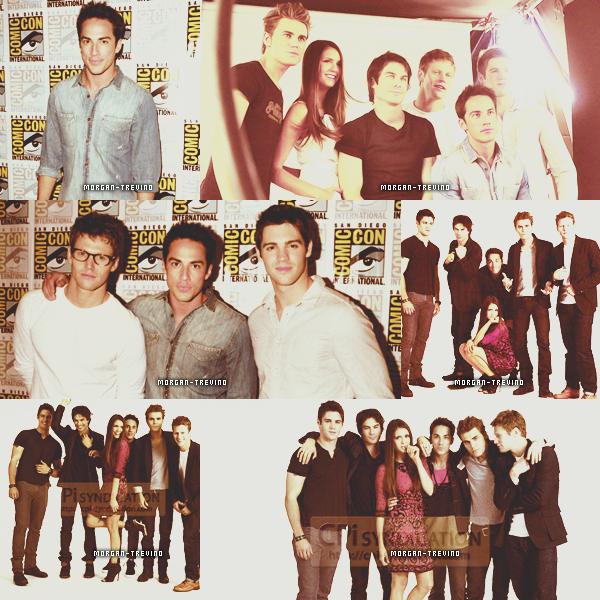 Article spécial Comic Con 2011 & 2012 ♥