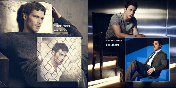 Découvre les nouvelles photos promotionnelle pour la saison 4 des Originaux ! ♥