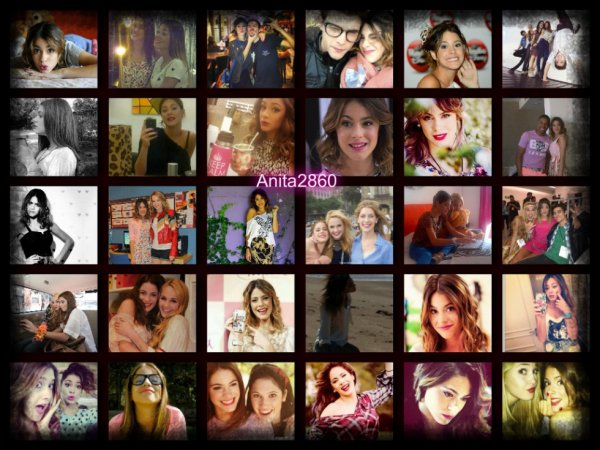 vielle photo de Tini <3 <3