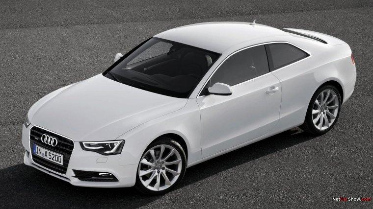 The Audi A5