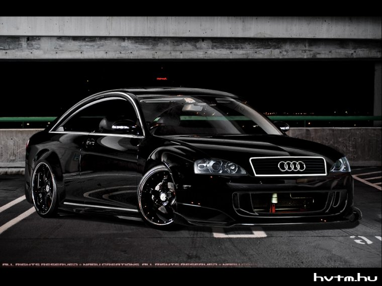 The Audi A6