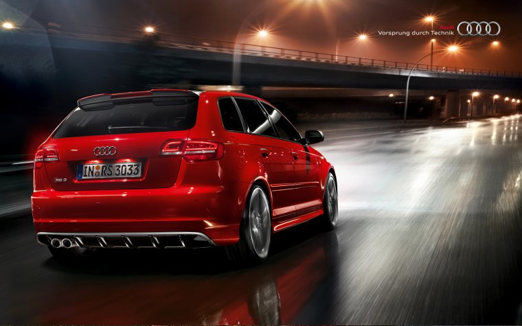 The Audi RS3