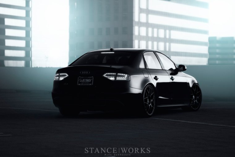 The Audi S4