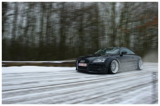 The Audi TT