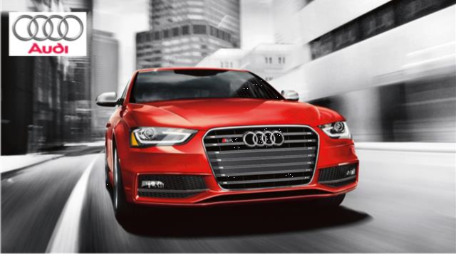 The Audi A4 2015