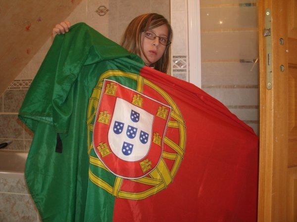Je n'ai jamais laissé en Portugal, quand j'étais petite que j'ai adoré au Portugal, jusqu'à maintenant et je n'ai jamais arrêté!♥