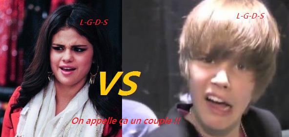 Article 12 : Selena Gomez Justin Bieber