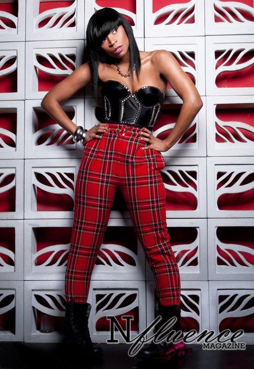 Photo Shoot pour Nfluence Magazine