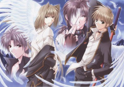 Angel's Feather vostfr