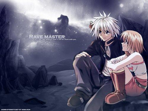 Rave Master vostfr et vf