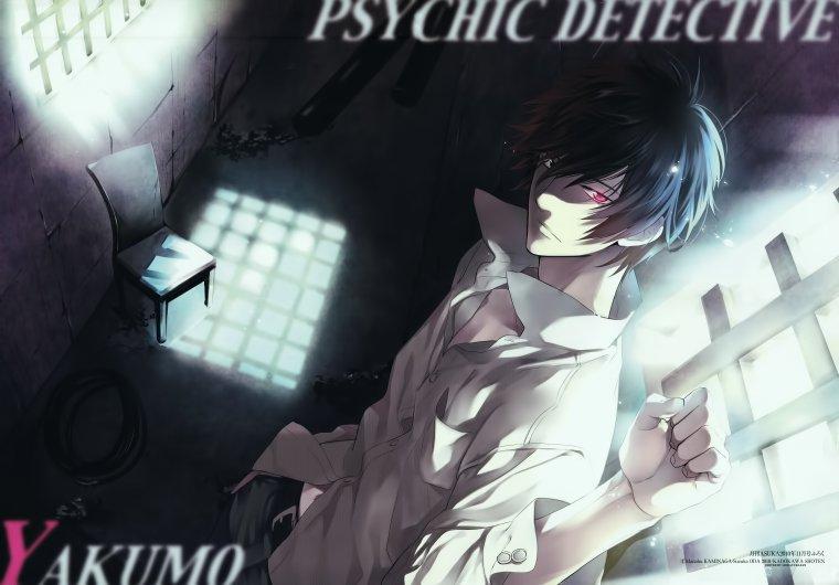 Psychic Detective Yakumo en vostfr