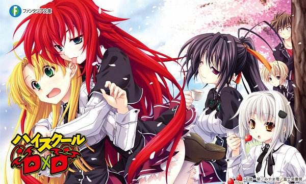 High School DxD en vostfr