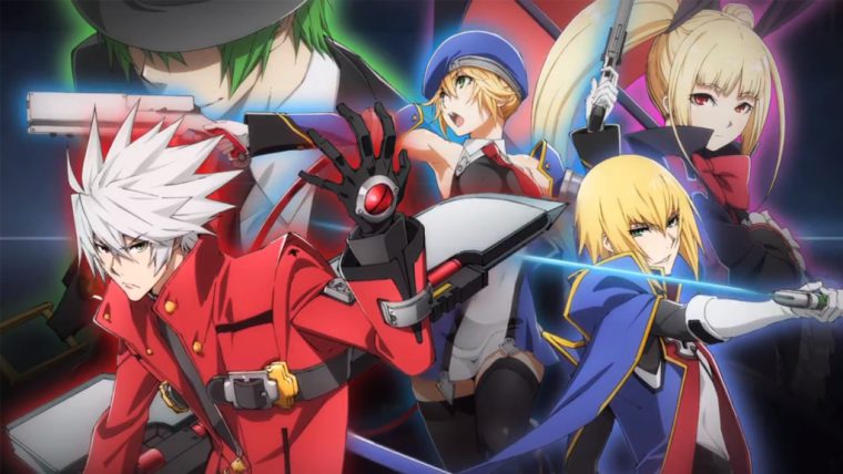 BLAZBLUE ALTER MEMORY  VOSTFR