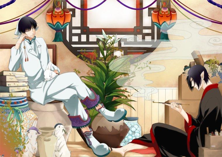 Hoozuki no Reitetsu en vostfr
