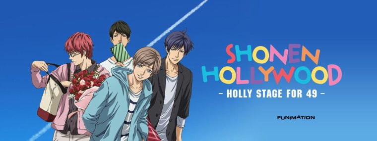 shonen hollywood en vostfr