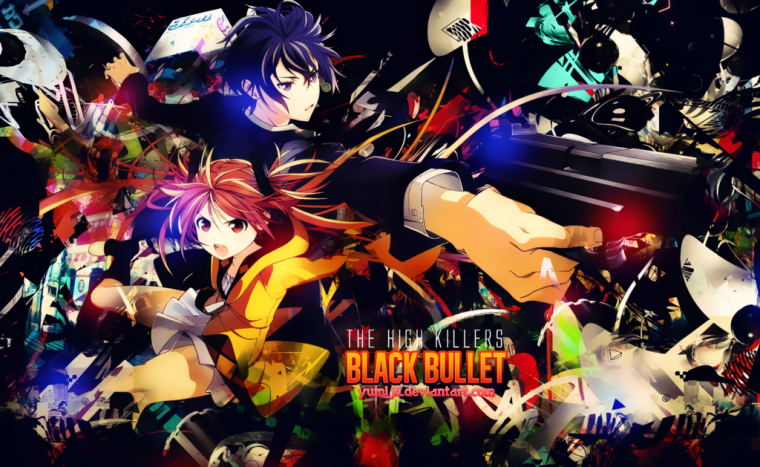 black bullet en vostfr