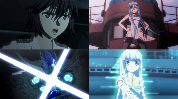 Arpeggio of Blue Steel en vostfr