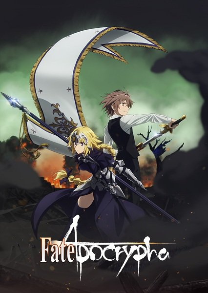 Fate/Apocrypha (vostfr)