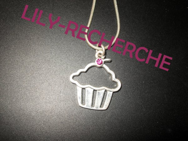 Collier muffin