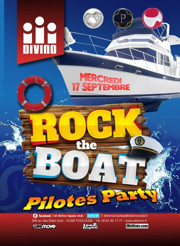 Mercredi 17 septembre After Work au EL DIVINO Toulouse