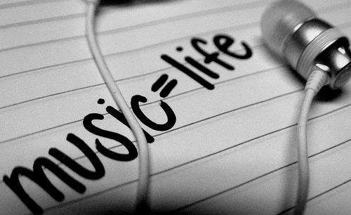 ..........La vie sans musique est tout simplement une erreur..........