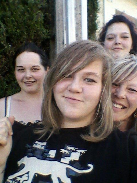 Mes trois filles ♥.