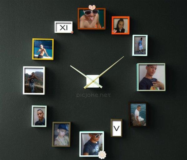 MOn horloge PersonneL