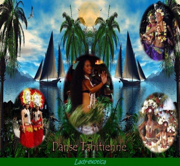 Pour ceux qui ne connaissent pas la Polynésie, ou la danse Polynésienne tout particulièrement, ma passion....