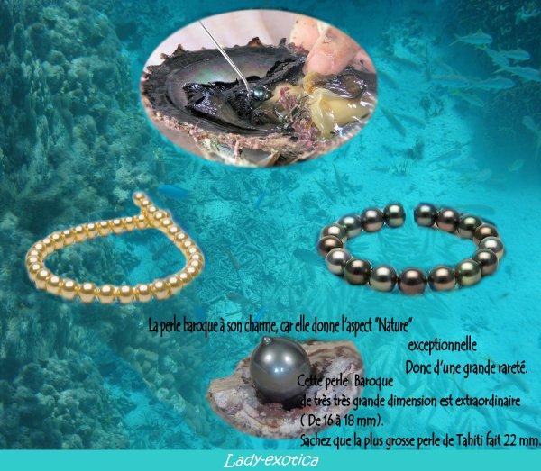 *La Perle de Tahiti*
