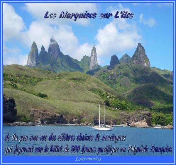 Les Marquises sur L'iles